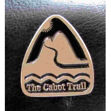 Cabot Trail Pin