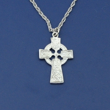 Circled Celtic Cross