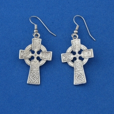 Circled Celtic Cross