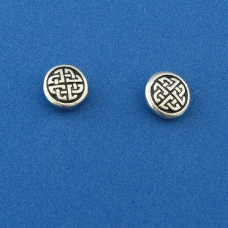 Tiny Celtic Knot Stud
